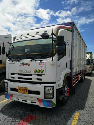 รถขนส่งสินค้าชลบุรี